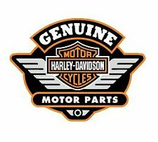 Harley Davidson Mirror Teardrop Skull Left - 91318-04