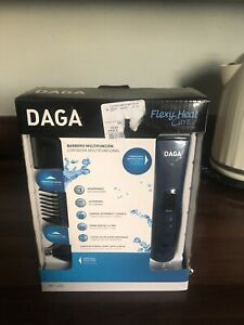 Daga Flexy Heat Care Multifunctional Beard Trimmer - Rechargeable - NEW IN BOX