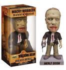 The Walking Dead Zombie Merle Dixon Wacky Wobbler Bobble Head