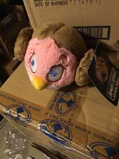 "Angry Birds Star Wars Princess Leia 2012 Plush 5"""