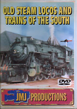 Old Steam Locos and Trains of the South