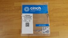 Cinch Johnson Cable Assembly Coaxial SMA Male to SMA Male RG-316, 415-0029-036