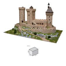 Aedes Ars - Stein Modellbau Chateau de Foix Burg Foix Frankreich 1:175