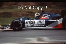 Stefan Johansson Tyrell 012 British Grand Prix 1984 fotografia 5