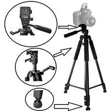 """Super 60"""" Pro Tripod With Case For Canon Vixia HF M500 R32 R30 R40 R42"""