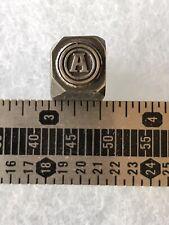 Antique Vintage Jewelry Mold Die Hub Hob Steel Stamp Original Tool Master