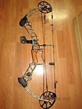 """MISSION BLAZE BOW right hand 27"""" 70lb EXTRAS!"""