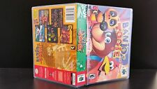 Banjo-Tooie Nintendo 64 N64 New Case with Free Artwork * NO GAME
