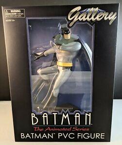 "Diamond Select DC Gallery BATMAN The Animated Series Figure 9"" PVC Statue New"