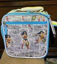NWT!! DC Comics Wonder Woman Lunch Box 😍