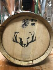 Charred American Oak Rum Barrel from Idlewild Distillery - 5 Gallon