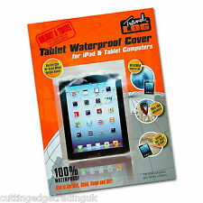 Android Tablet iPad Kindle Universal Waterproof Case Cover Pouch Samsung Google