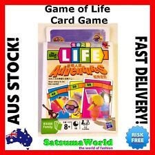 The Game Of Life Card Game new sealed family fun 8 years Hasbro English Chinese