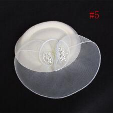 Fashion Headband Aliceband Hat Fascinator Weddings Ladies Day Race Royal Ascot