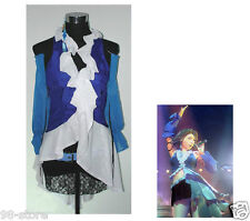 2xComplete Final Fantasy X-2 Yuna and Lenne Songstress Cosplay Halloween SIZE S