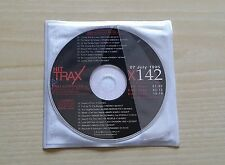 HIT TRAX (ALANIS MORISETTE, MARILLION, SELENA, DAG) - CD PROMO COMPILATION