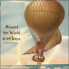 D043  JULES VERNE FANTASY AUDIO BOOKS COLLECTION  ON DVD MP3