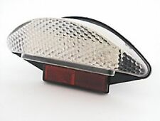 BMW CLEAR LED TAIL LIGHT F650 F800 GS K1200GS K1200 CLEAR LIGHTS 'E' MARKED