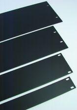 "2U (3.5"") ProCraft 1/8"" Aluminum Rack Panel - Black ( AP2U )"