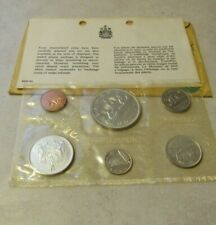 1965 CANADIAN UNCIRCULATED COIN SET