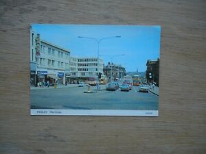 PAISLEY - The Cross - Postcard - Used