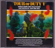 Tour Of Duty V - Various Artists - CD (CBS 4672262 1990 Australia)