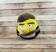 Star Wars Angry Birds Plush 8 Inch Han Solo