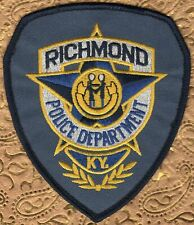 Single Patch Collectible Kentucky Police Patches for sale   eBay