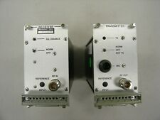Daniels Electronics MT3 VHF Receiver / Transmitter converted to Amateur Band