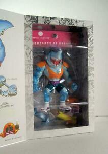 Limited Edition Street Shark Figure - RIPLEY - Sold Out In Minutes! Mattel