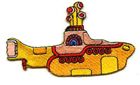 BEATLES BRITISH COLLECTIO: BEATLES YELLOW SUBMARINE YELLOW SUBMARINE PATCH