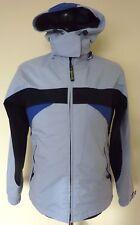 Maine New England Ladies Hooded Ski Jacket inc Avalanche Recco Size UK 10 EUR 38