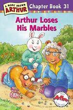 Arthur Loses His Marbles: A Marc Brown Arthur Chap