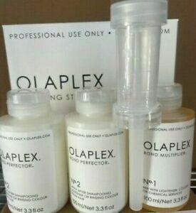 Olaplex Traveling Stylist Kit 3 Piece Kit (New & Authentic sealed bottles)