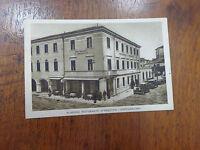 CARTOLINA VENEZIA PORTOGRUARO RISTORANTE SPESSOTTO VIAGGIATA 1933 SUBALPINA