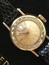 Tissot Classic 17 Jewels Lady Swiss Wristwatch Cal Tissot 709