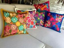 Cushion cover handmade Mexican beautiful