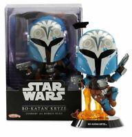 Hot Toys COSBABY BO KATAN KRYZE Bobblehead Star Wars Mandalorian NEW Preorder