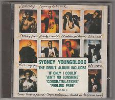 SYDNEY YOUNGBLOOD - feeling free CD