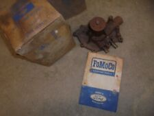 1968-1969 Ford Mustang Boss  HI-PO 289,302,351 nos water pump # C8OE-D