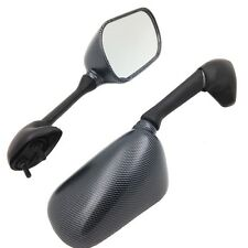 Carbon Mirrors for 2000-2006 Yamaha YZF-R1 YZF-R6