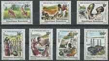 Timbres Rwanda 1032/8 ** lot 26344