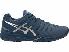 Asics Gel-Resolution 7 Men's Tennis Shoes Blue Racquet Apparel 111832002-400