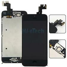 A++ LCD Touch Screen Digitizer Assembly W Home Button&front camera for iPhone 5S