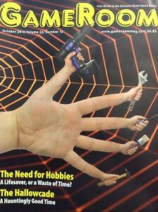 GameRoom Magazine The Need For Hobbies October 2010 012618nonrh2