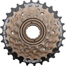 Bicycle Cassette Freewheel Shimano 6-Speed Multispeed 14-28T