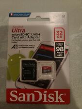 Sandisk Ultra micro sd card 32 GB