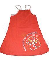s. Oliver tolles Kleid Gr. 98 rot mit Blumendruck !!