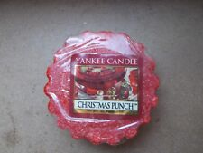 Yankee Candle  Rare Usa Christmas Punch Wax Tart