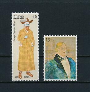 Ireland    478-9 MNH, George Shaw & Oscar Wilde, 1980